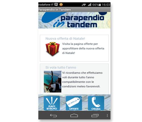app parapendio