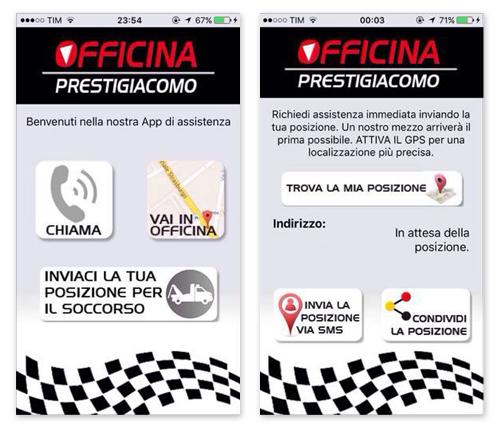 app officina